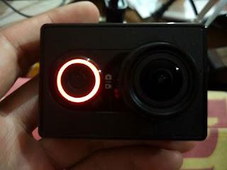 Indikator Xiaomi Yi Selalu Merah Padahal Sudah 100%