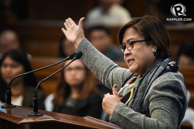 San Beda Law School Dean frowns on CBCP's Decision To Make De Lima 'Poster Girl' for Human Rights