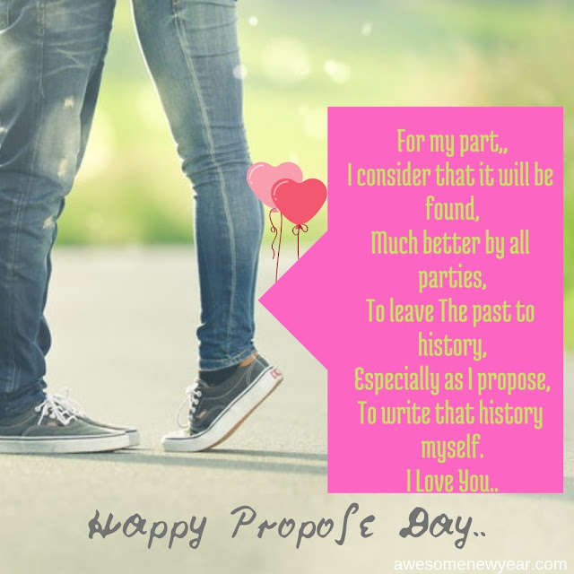 best propose day wishes