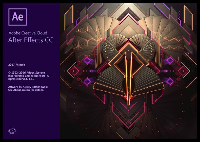 تحميل برنامج افتر افيكت     Adobe After Effects CC 2017