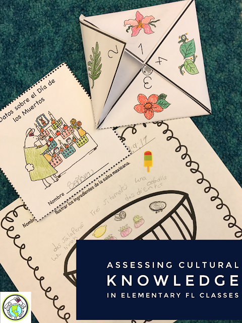 Assessing Culture in Elementary Foreign Language Classes
