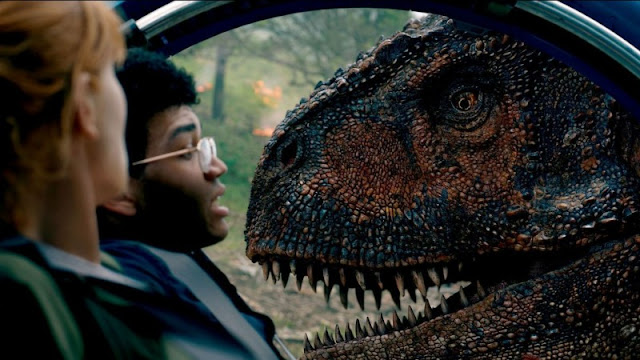 Bryce Dallas Howard Justice Smith J.A. Bayona | Jurassic World: Fallen Kingdom