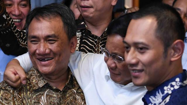 Andi Arief Kritik Prabowo Malas Keliling Indonesia, Timses: Kondisi Bangsa Banyak Bencana