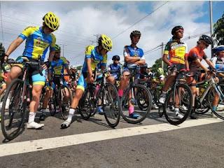 Mais um grande desempenho da equipe de Ciclismo de Registro-SP em circuitos de velocidade