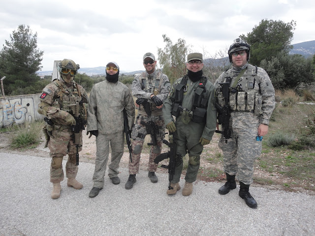 17.02.2019 - Combat Outpost Keating - Αμυγδαλέζα