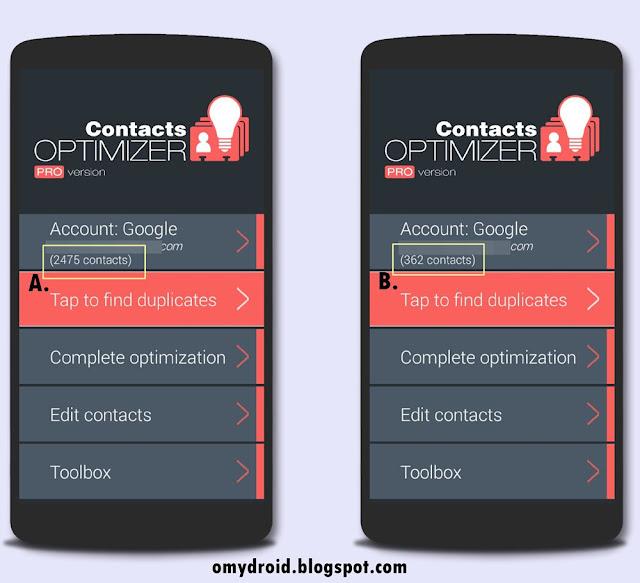 Mengatasi Masalah Duplicate Contact