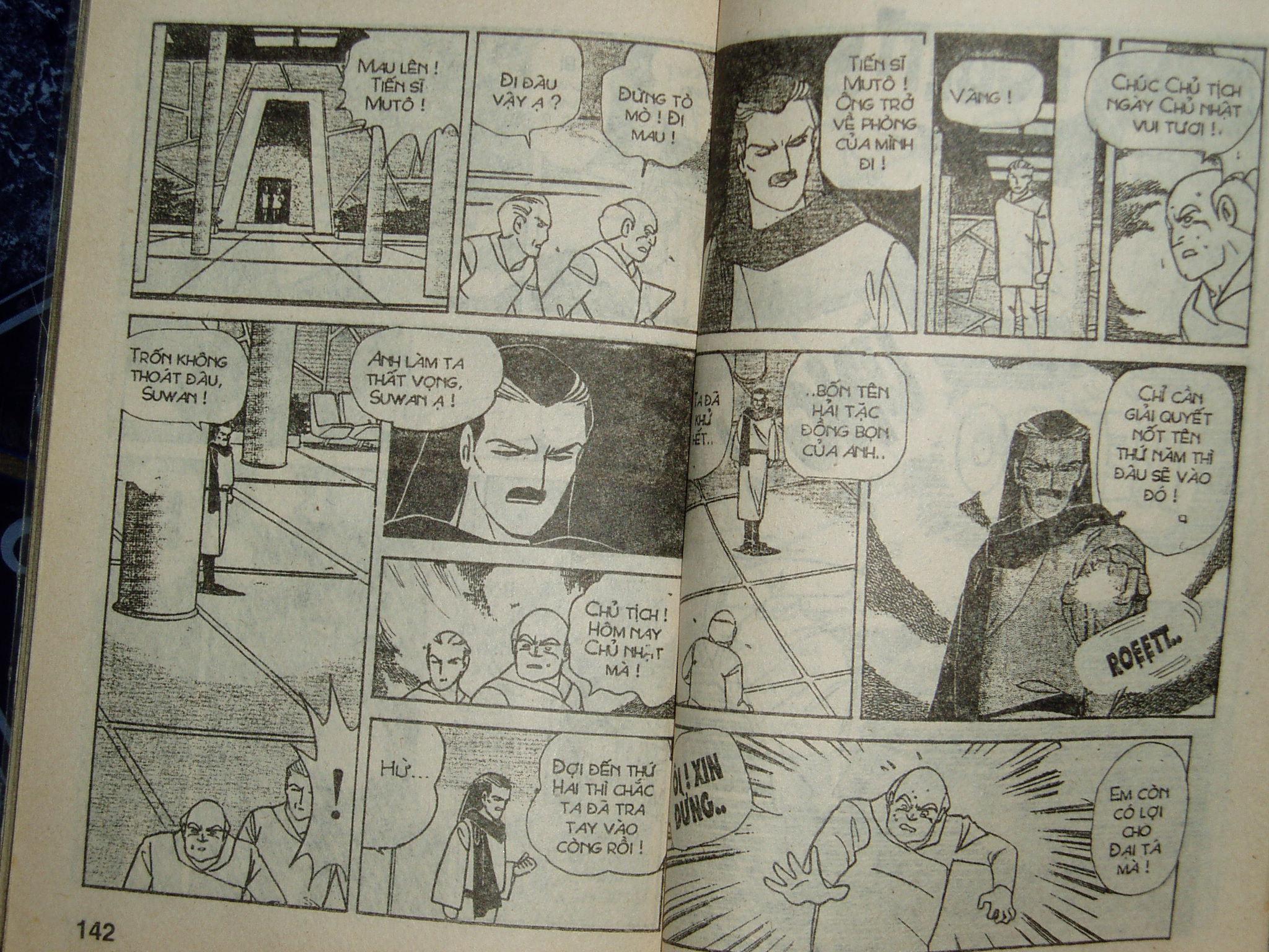 Siêu nhân Locke vol 14 trang 71