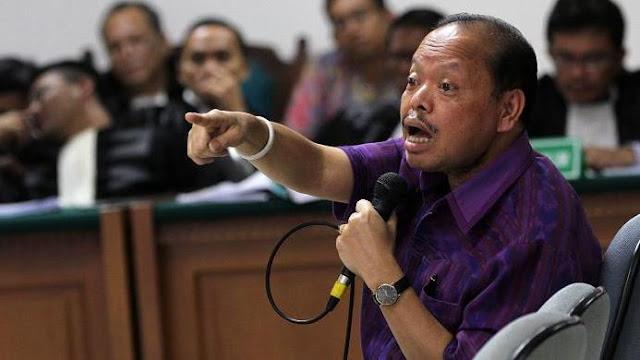 Sutan Tuntut Seret Juga 50 Anggota DPR Penerima THR, Berikut Daftar Nama Lengkapnya...