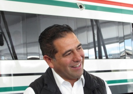 Alcalde de San Mateo Atenco entrevista 2016