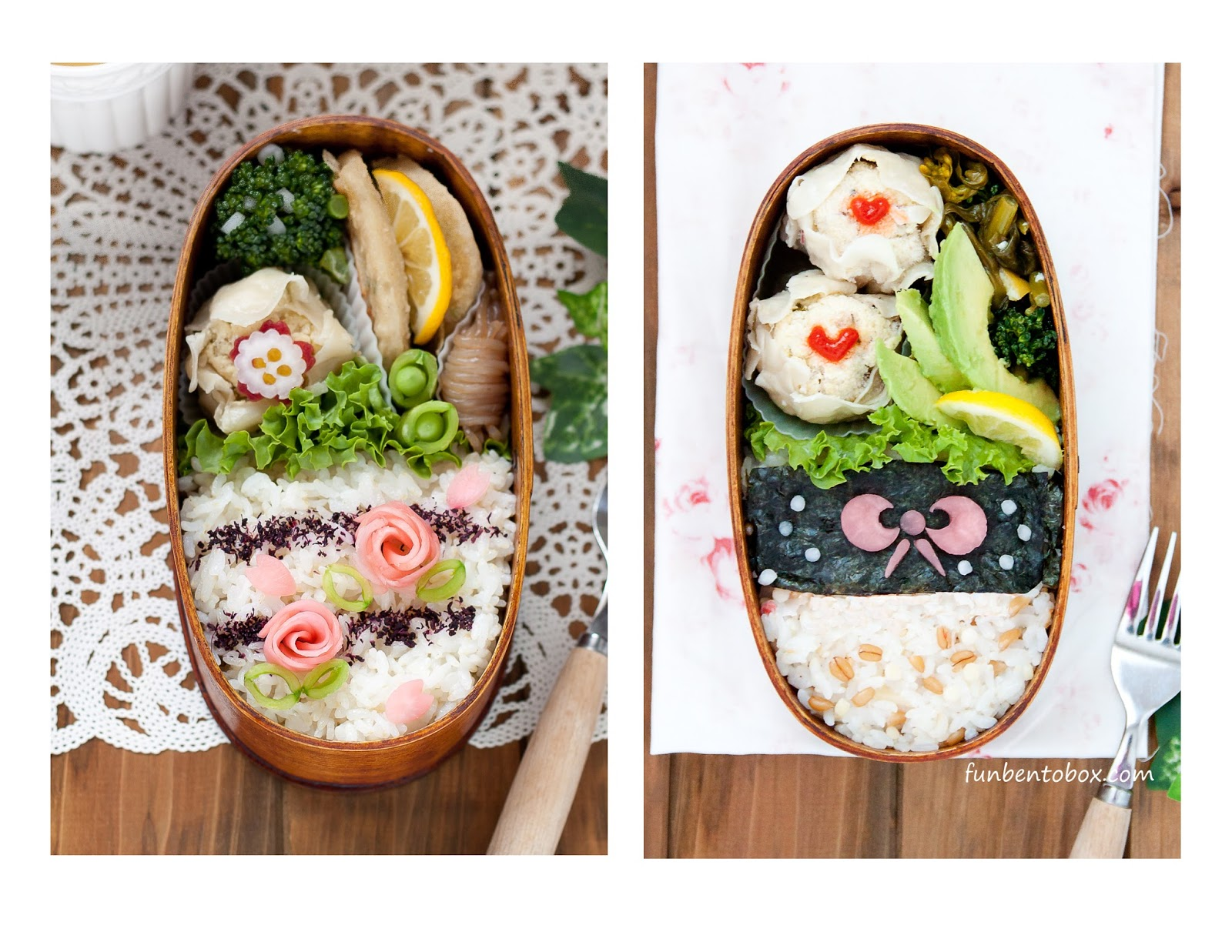 spice up your life with a taste of japan cute vegan bento box. Black Bedroom Furniture Sets. Home Design Ideas