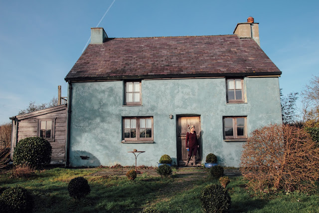 Tŷ Glas Cottage in Pembrokeshire