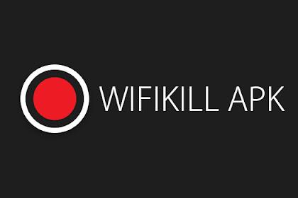 Download APK Wifi kill Versi Terbaru tanmpa root