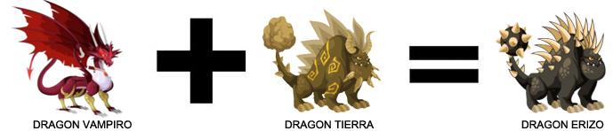 como sacar al dragon erizo en dragon city combinacion 2