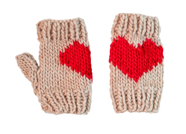 Tutorial guantes tejidos a mano fáciles