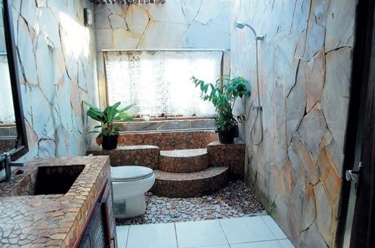 Breeze Me: Tranquil Exotic Bathrooms