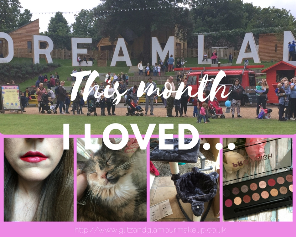 this month i loved
