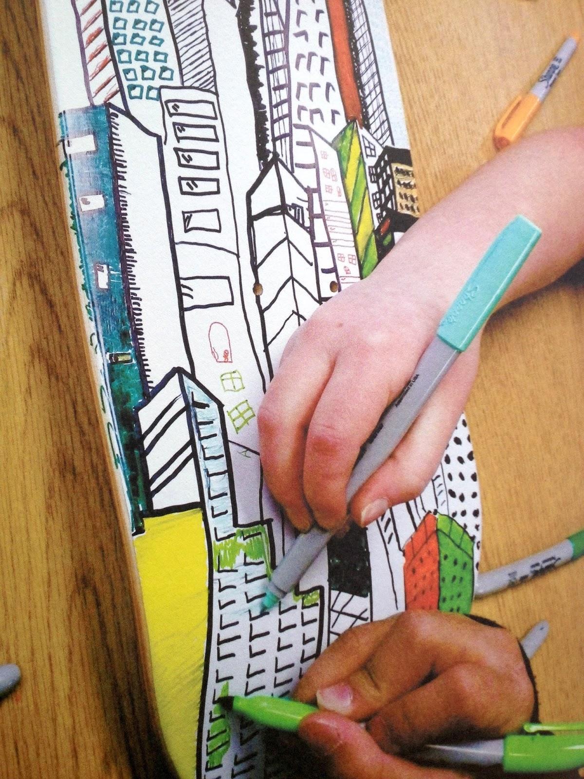 sharpie pen london