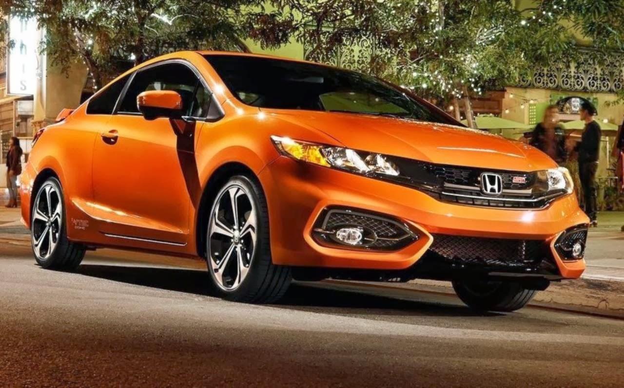 Novo Honda Civic Si 2014