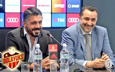 Mirabelli Beberkan Alasan Angkat Gattuso Sebagai Pelatih