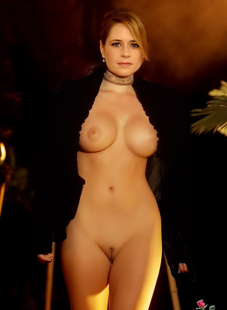 Well told. Pam from the office naked consider