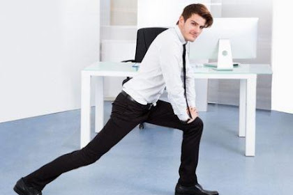 Manfaat Olahraga Ringan Yang Dilakukan di Kantor