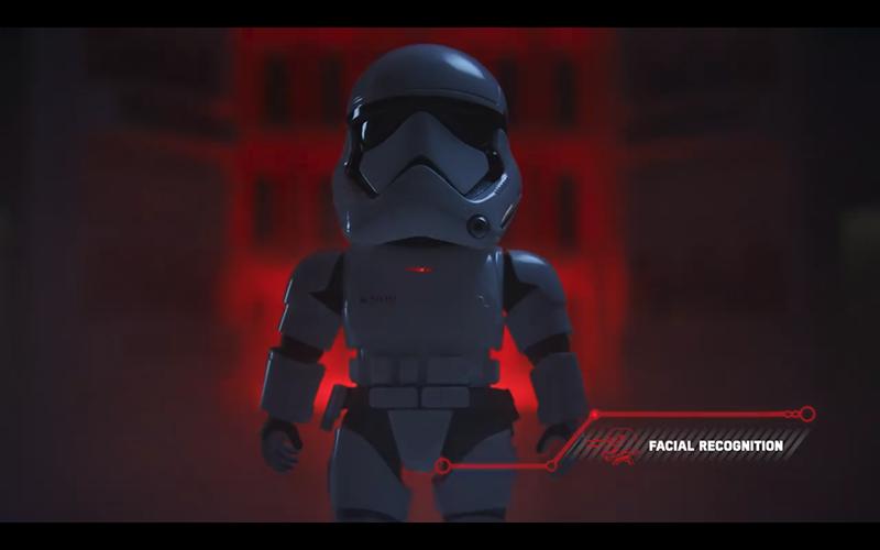UBTECH The First Order Stormtrooper Robot