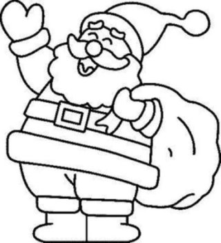 Christmas Coloring Pages - Bible - Religious and Printable Activities | 352x320
