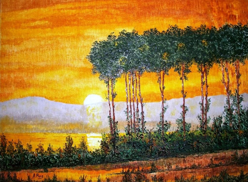 Pinturas de Asunción Ruiz