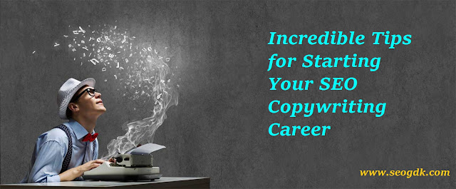 SEO Copywriting Career