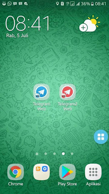 Download Telegram Apk Clone 0.5.7 Terbaru
