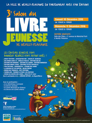 Patisserie noel neuilly plaisance for Salon du livre jeunesse montreuil