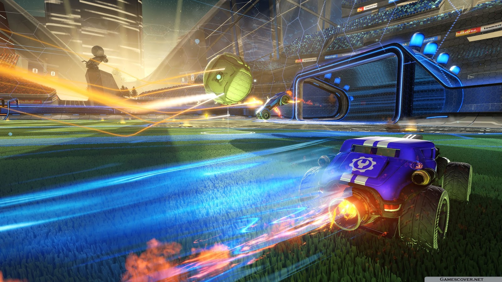 how to play vs is friend in rocket league