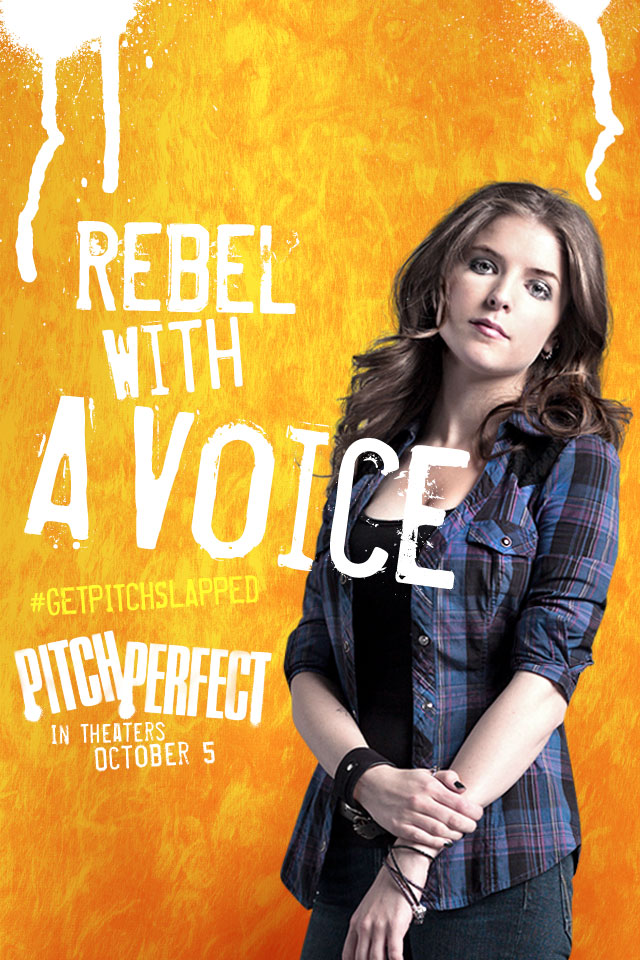 Pitch Perfect (#7 of 7): Extra Large Movie Poster Image ...   Pitch Perfect 2012 Movie Poster