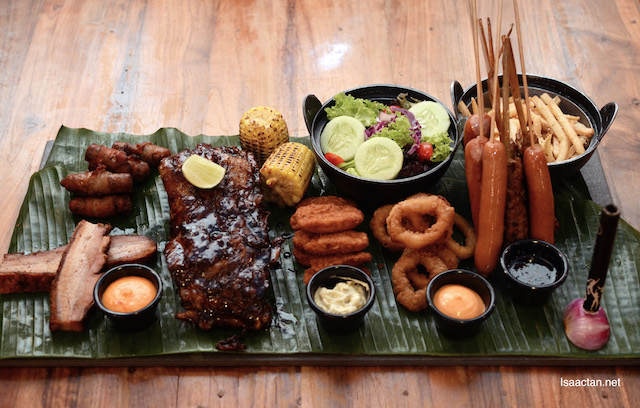 You know you want these! Nanu's Platter @ RM188