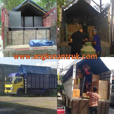 Jasa Angkutan Truk Jogja Jakarta