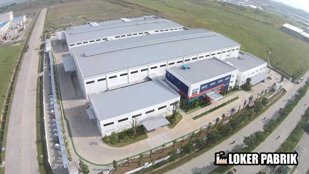 Pabrik PT Frina Lestari Nusantara