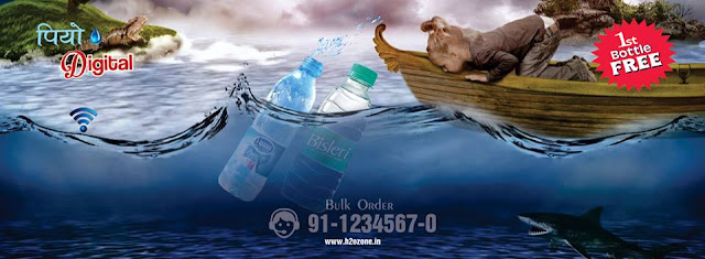 Bottled water supplier