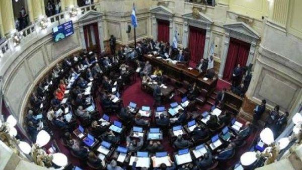 Senado argentino debatirá la próxima semana el Presupuesto 2019