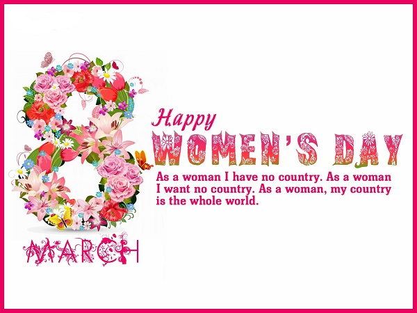 Happy Women's Day 2017 Quotes, Images, Pics And Greetings