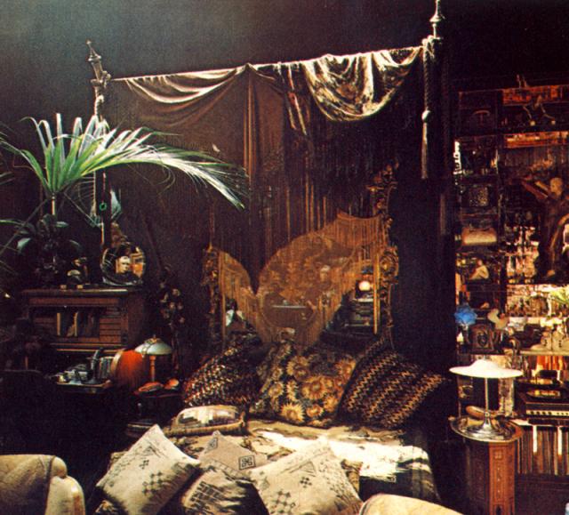 Moon To Moon The Home Of Biba S Barbara Hulanicki