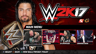 WWE 2K17 Background 1920x1080
