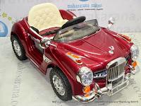 Mobil Mainan Aki Pliko PK888N RR Phantom L Red