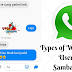 Types Of WhatsApp User in Sambalpur