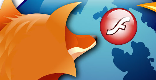 Mozilla Blokir Flash dari Browser Firefox | adam dani