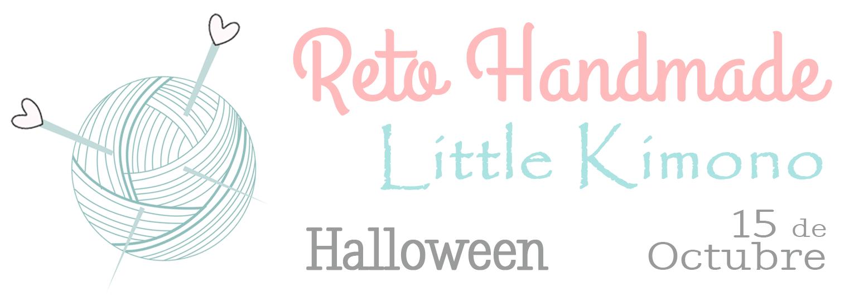 Reto Handmade Little Kimono Halloween