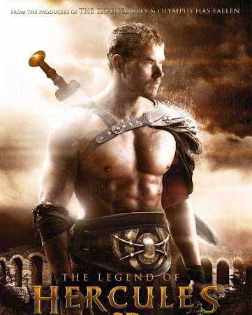 Poster Of The Legend of Hercules 2014 In Hindi Bluray 720P Free Download