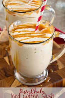 RUMCHATA ICED COFFEE SLUSH