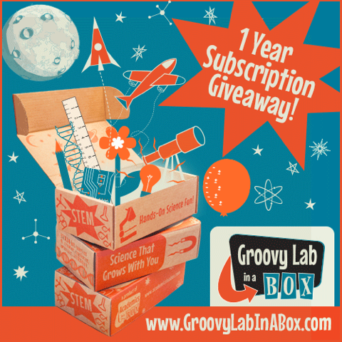 Groovy Labs #Stem learning in a box