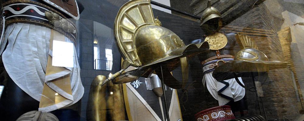 Cicero in rome dom 17 sett mostra spartaco schiavi e - Spartaco roma ...
