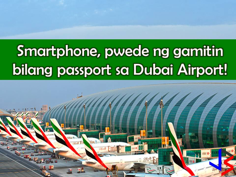 There are many things you can do with your smartphone. You can text, call, surf the net, watch a movie, listen to music, play the games and many others.  But in Dubai, your smartphone can do better than this. It can be your passport.   Just recently, the city launched a new service called Smart UAE Wallet, a smartphone application presently can be used in Terminal III but will be operational in all terminals after it will be linked with other airlines.